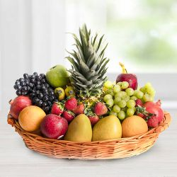 Send Fresh Fruits to India.